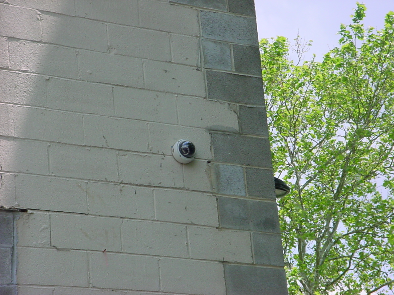 Vandalproof camera